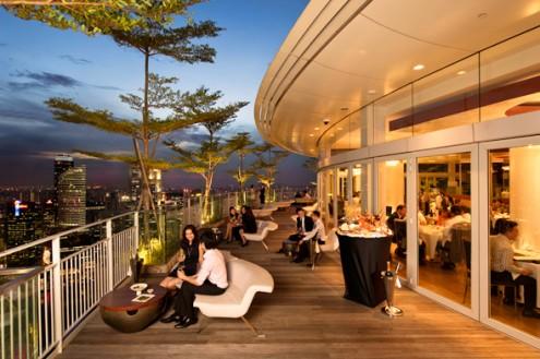 Sky on 57 - Singapore