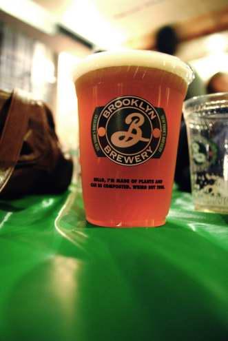 Pennant Ale da Brooklyn Brewery.