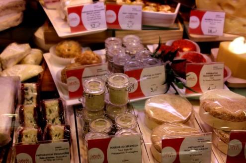 Lafayette Gourmet cheese counter - ShesCookin.com