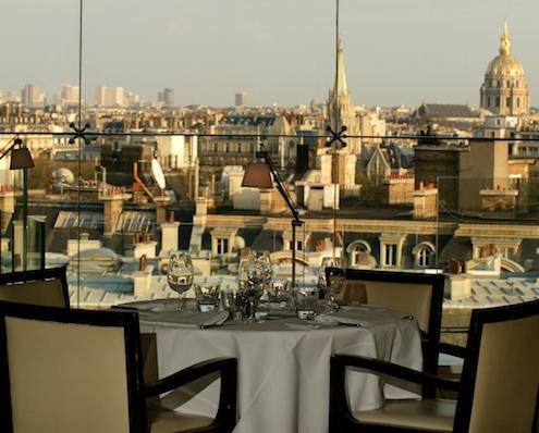 Maison Blanche ristorante Parigi
