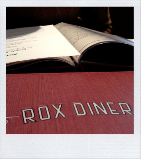 Rox Diner (Boston, MA)