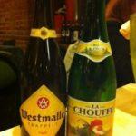 Birra dal Belgio … sempre Benvenuta!