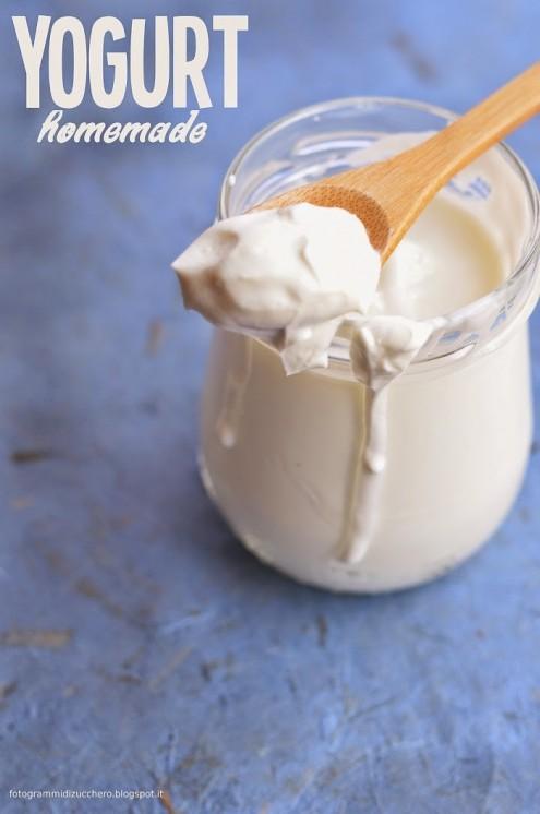 Yogurt senza yogurtiera