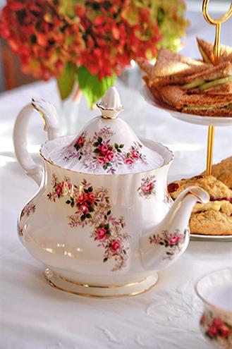 La teiera è fondamentale per un buon tè