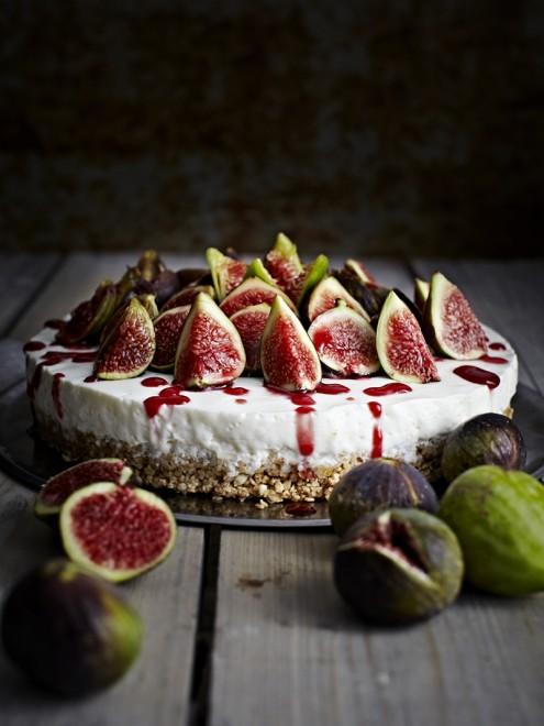 Torta-semifreddo Settembrina