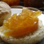 Marmellata di arance a fette intere, scones deliziosi e un'idea chic… ?