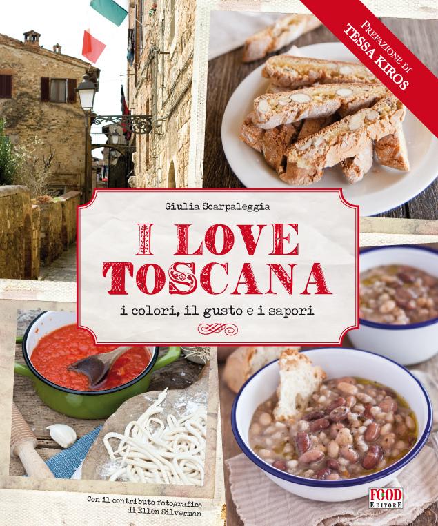 I Love Toscana - libro