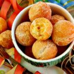 Castagnole, la ricetta classica