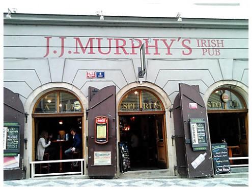 J.J. Murphy's Irish Pub - Praga