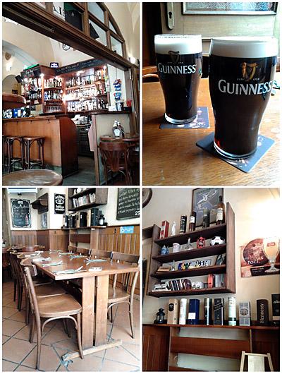Guinness J.J. Murphy's Irish Pub - Praga