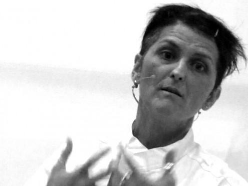 La cuoca Stella Michelin 2010 Cristina Bowerman