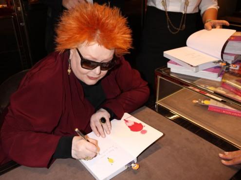 L'autrice della trasmissione Tv e del Libro edito da Rizzoli Buccia di Banana, Giusi Ferré