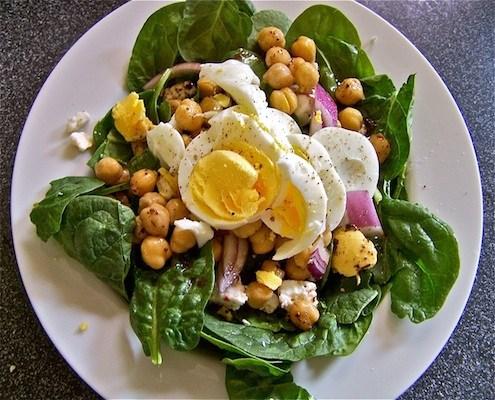 Honest cooking ricetta insalata energetica