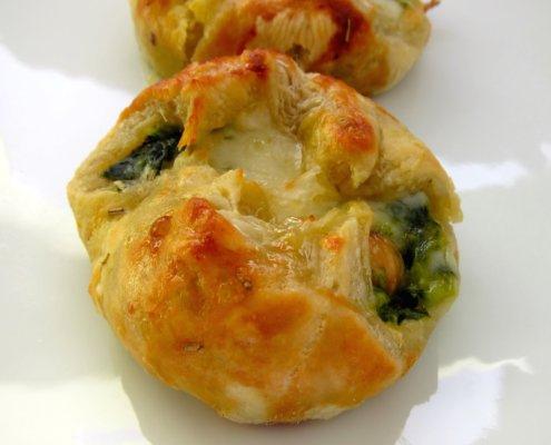 Sfogliatelle ai broccoletti Honest Cooking