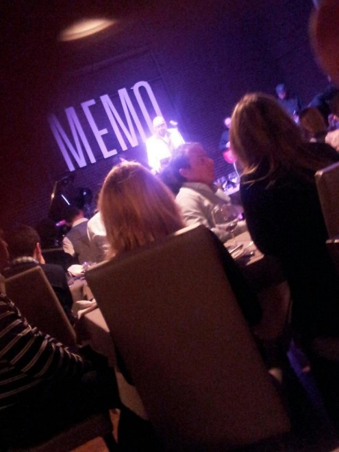 Ronnie Jones in concert at Memo Restaurant