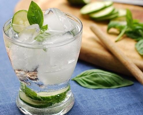 Vodka al cetriolo e vaniglia