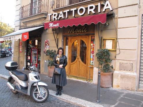 Trattoria Monti Roma