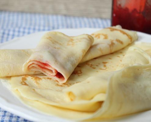Pannekaken – Pancakes norvegesi