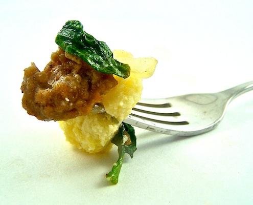 Salsiccia e patate Honest Cooking