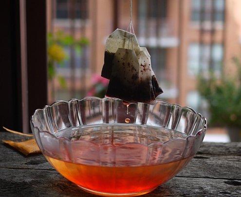 the alla melagrana con un tocco aranciato