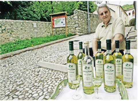 Girolimino liquore Santorso