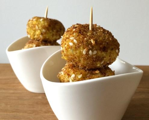 honest cooking ricetta polpette di quinoa