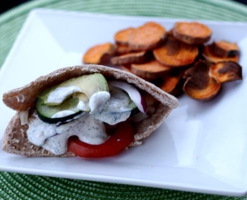 Tilapia Gyros Honest Cooking