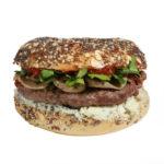 Burger Bagel, un viaggio per veri gourmet