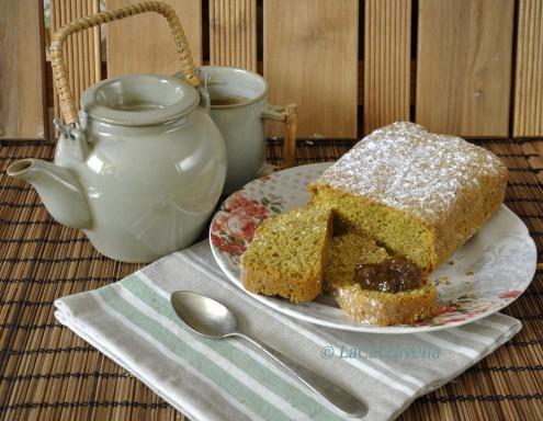 amorpolenta, farinamais, cornflour, plumcake, colazione, breakfast